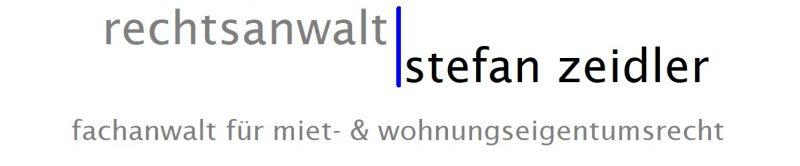 Rechtsanwalt Kassel: Stefan Zeidler